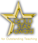 Gold Star Award Logo