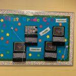 1st grade tech board