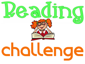 Reading Challenge link for donations