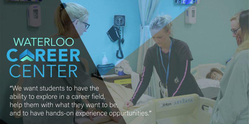 Career Center Nursing Gallery