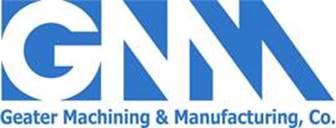 Geater Machining & Manufacturing Logo