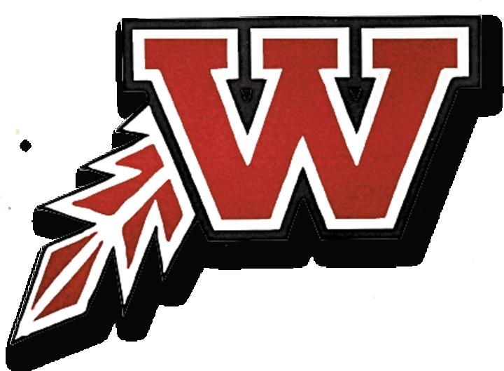 West High Logo - Large W